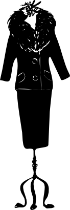 Download free black clothing icon