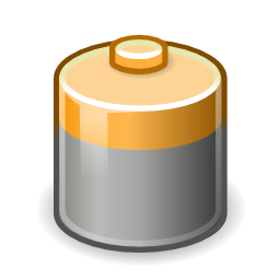 Download free battery pile loading icon