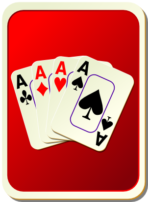 Download free game card icon