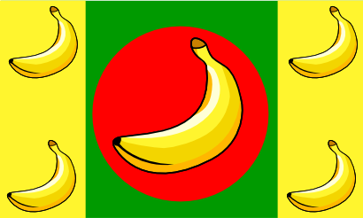 Download free flag food fruit banana icon