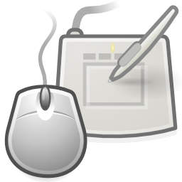 Download free desk mouse peripheral icon