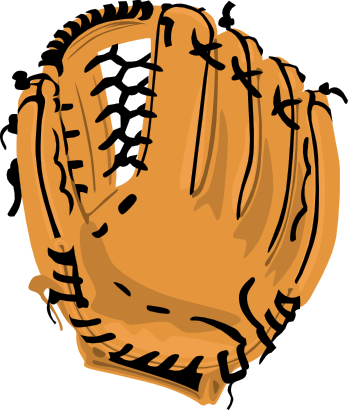 Download free glove sport baseball icon
