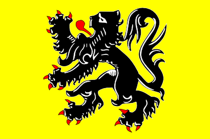 Download free flag belgium flanders icon
