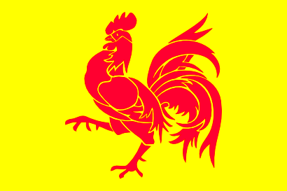 Download free flag belgium wallonia icon