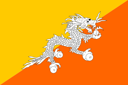 Download free flag bhutan country icon