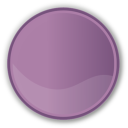 Download free round circle violet icon