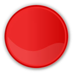 Download free red round circle icon