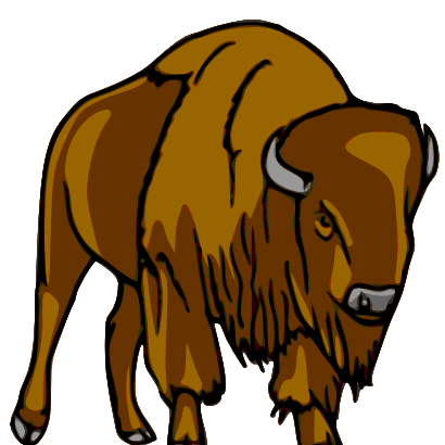 Download free animal bison icon