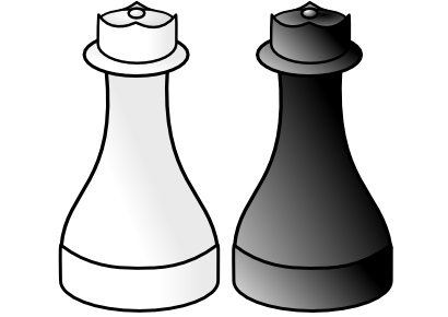 Download free game chess queen icon