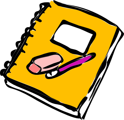 Download free pencil pad notes gum icon