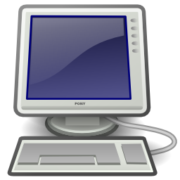 Download free computer icon