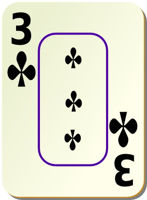 Download free game card clubs icon
