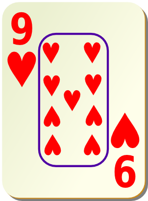 Download free game card heart icon