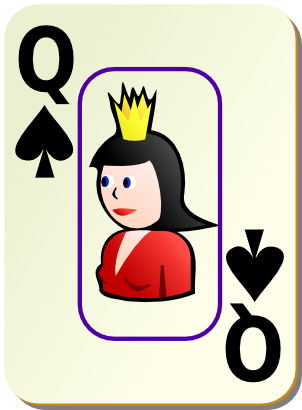 Download free game card peak queen icon