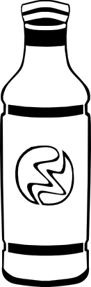 Download free drink liquid bottle icon