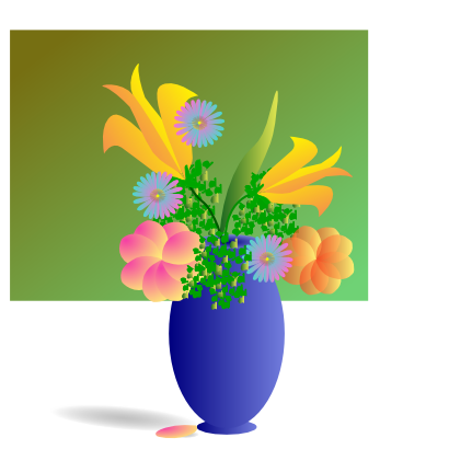 Download free pot flower icon