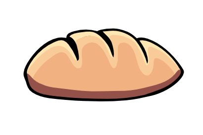 Download free food bread icon