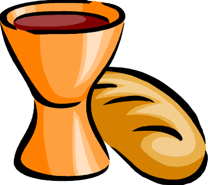 Download free food glass bread wine icon
