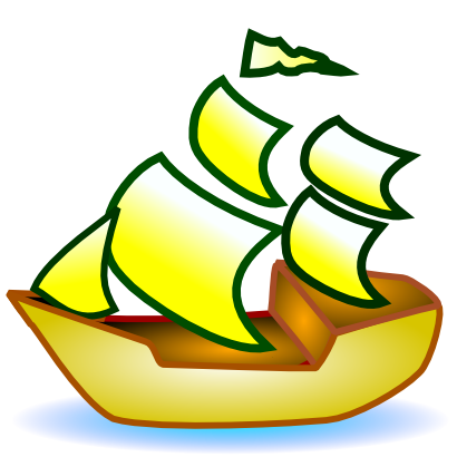 Download free boat sailing icon