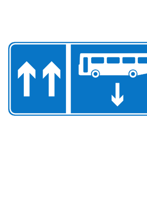 Download free arrow bottom top motorbus icon