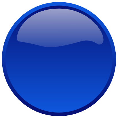 Download free blue round icon
