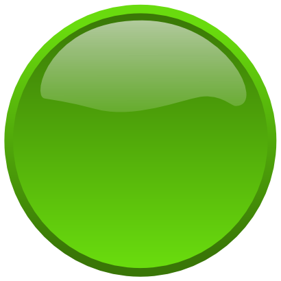 Download free green button icon