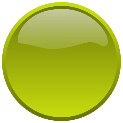 Download free yellow green button icon