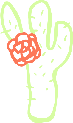 Download free flower cactus icon