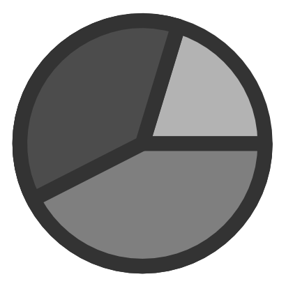 Download free grey round icon