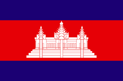 Download free flag cambodia country icon