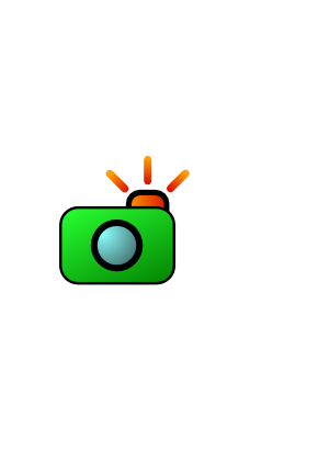 Download free photo device flash icon