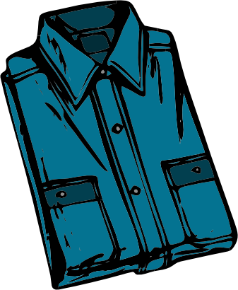 Download free blue clothing shirt icon
