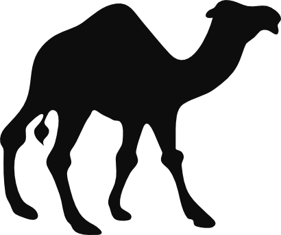 Download free animal camel icon