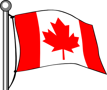 Download free flag canada country icon