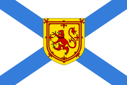 Download free flag canada new-scotland icon