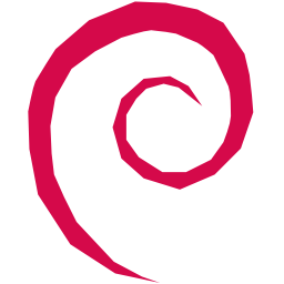 Download free system linux distribution operation debian icon