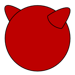 Download free system red distribution operation freebsd icon