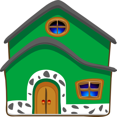 Download free house building icon