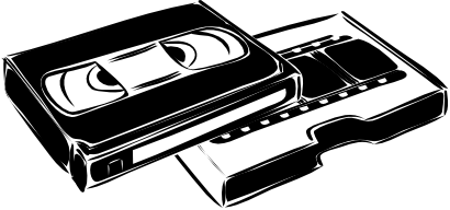 Download free video tape icon