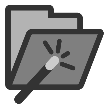 Download free grey folder icon