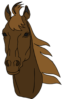Download free head animal horse icon