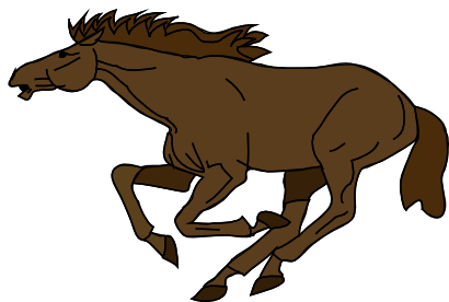 Download free animal brown horse icon