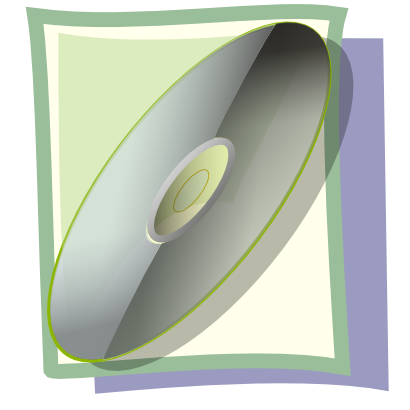 Download free sheet disk cd dvd icon