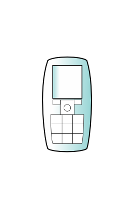 Download free phone portable icon