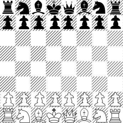 Download free game chess tower rider king queen bishop icon