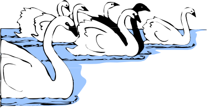 Download free animal bird swan icon