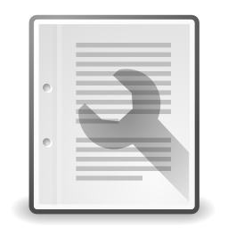 Download free sheet document tool property icon