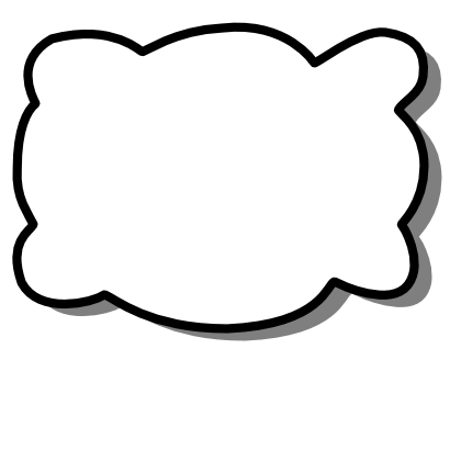 Download free cloud speech icon