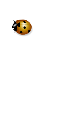 Download free animal ladybug insect icon