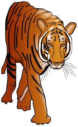 Download free animal tiger icon